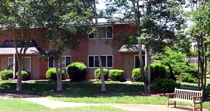 Western Manor Apartments at NC State University
