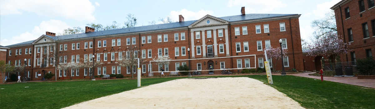 Bagwell Hall Quad