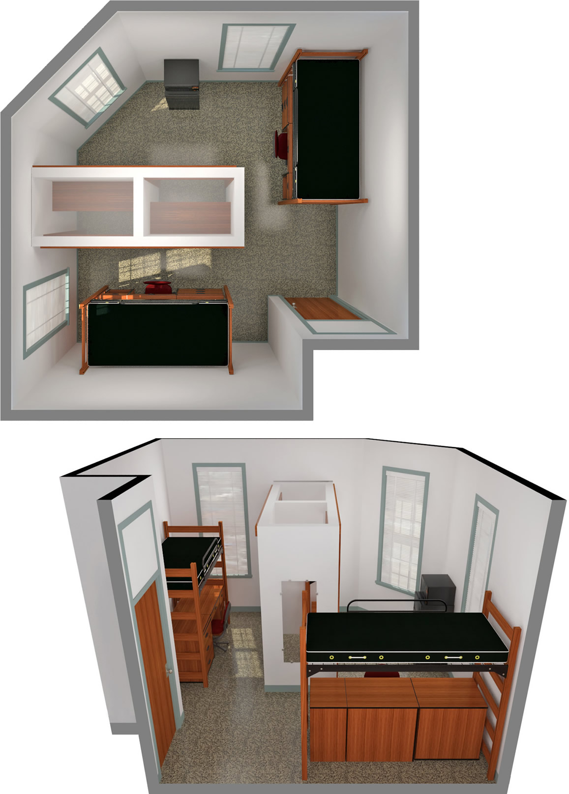 Double Room Style 1